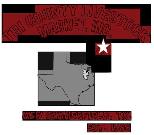 Tri County Livestock Logo